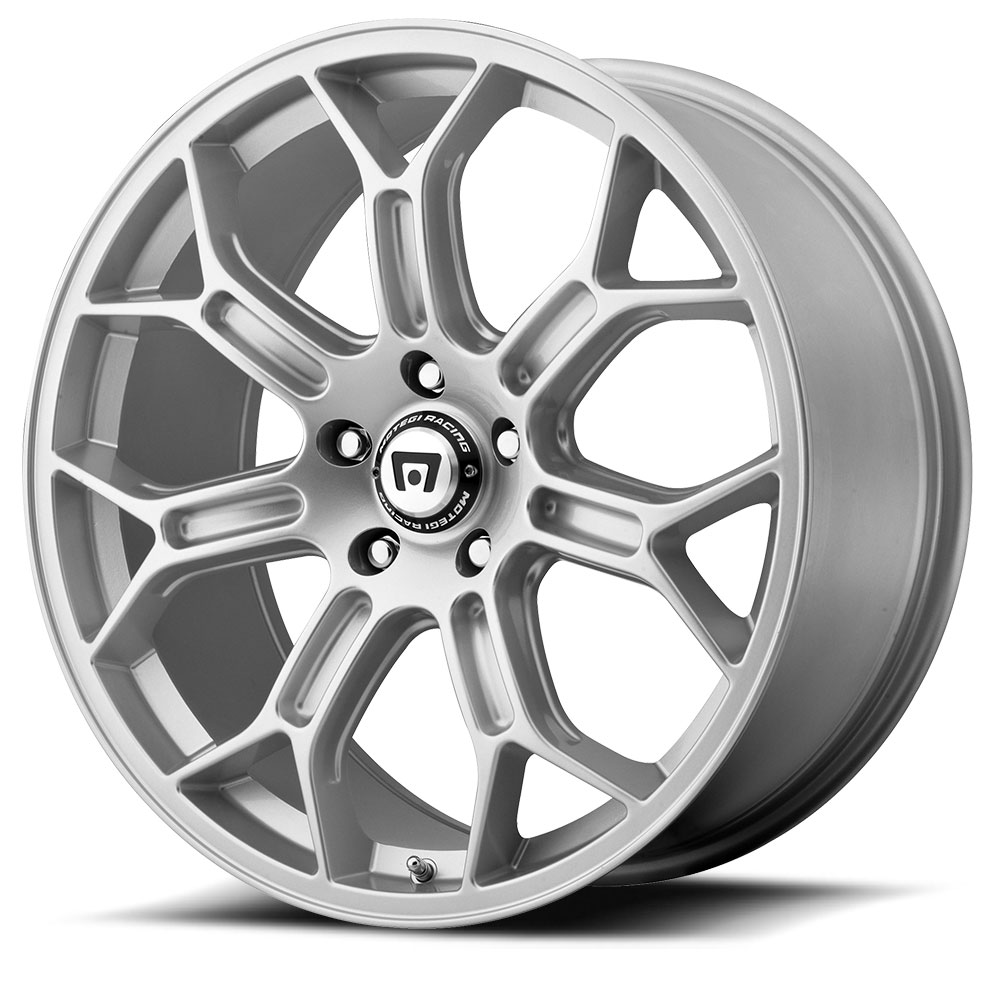Motegi Racing Wheels MR120 Techno Mesh S Race Silver