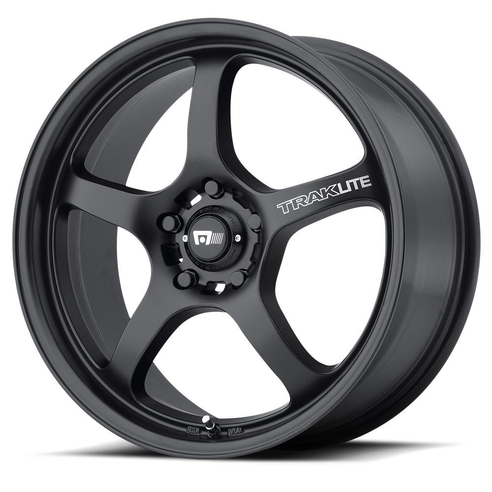 Motegi Racing Wheels MR131 Traklite Satin Black