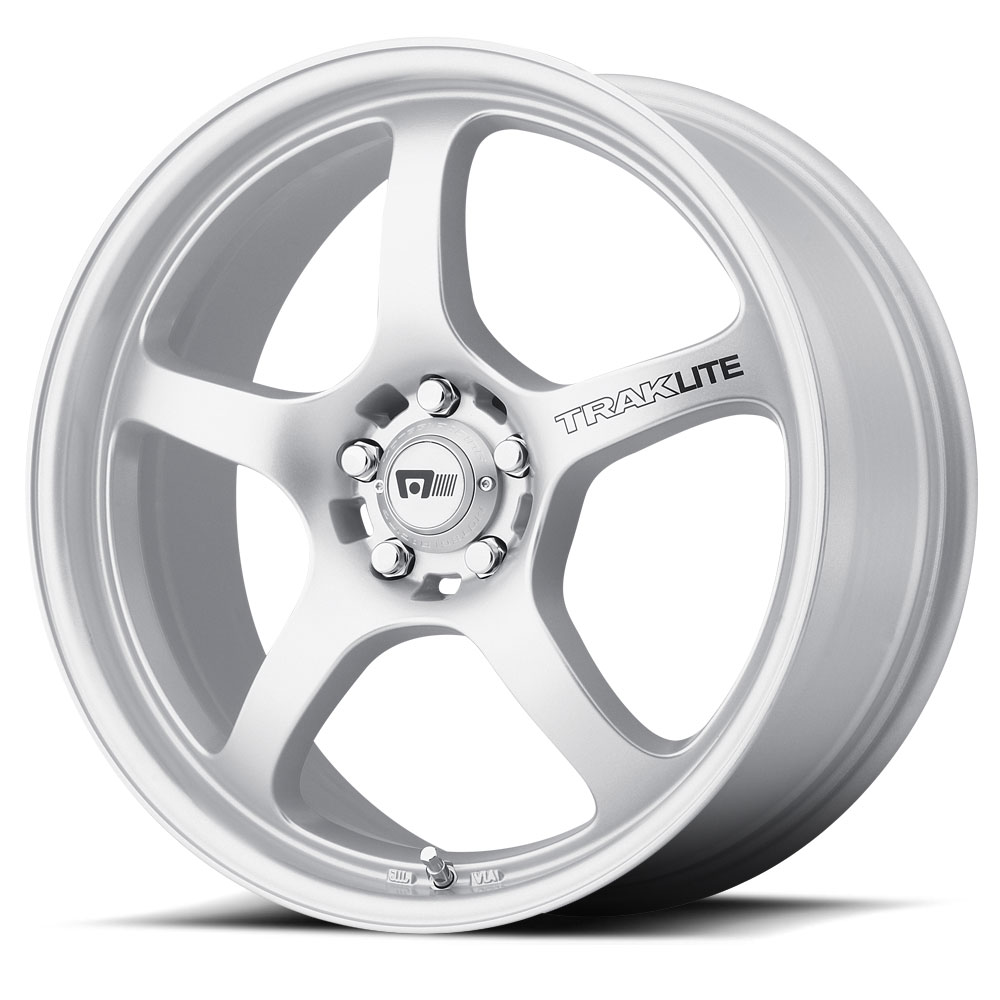 Motegi Racing Wheels MR131 Traklite Silver