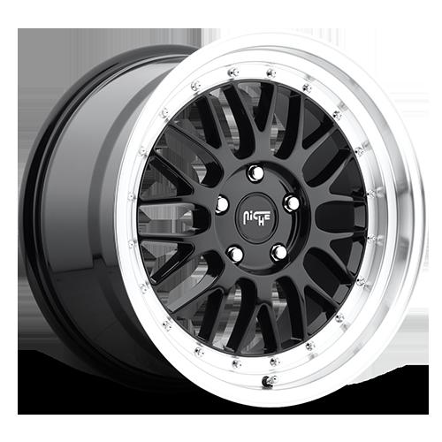 18x9.5 Niche Road Wheels M093 Projekt
