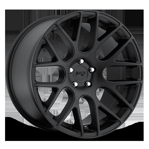 - Wheel Specials - Niche Wheels M110 Circuit Matte Black