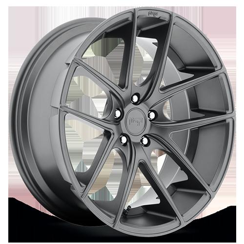 20x8.5 Niche Road Wheels M129 Targa