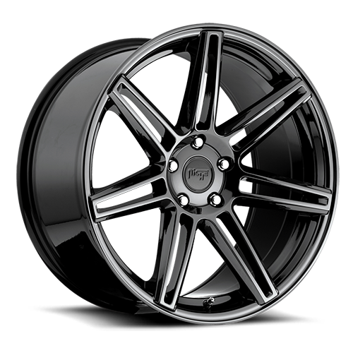 - Wheel Specials - Niche Wheels Lucerne Candy Blk Chr