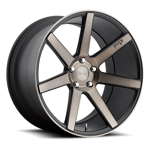 - Wheel Specials - Niche Wheels Verona Mach/Blk