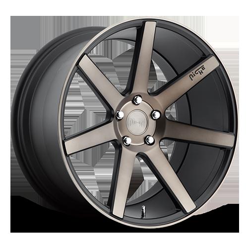 - Wheel Specials - Niche Wheels Verona Mach Face/S-Blk