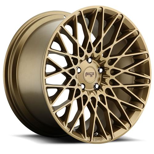 Niche Road Wheels M155 Citrine