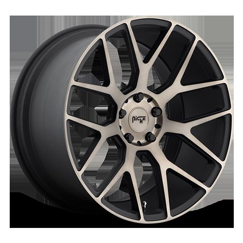 20x9 Niche Road Wheels M159 Intake