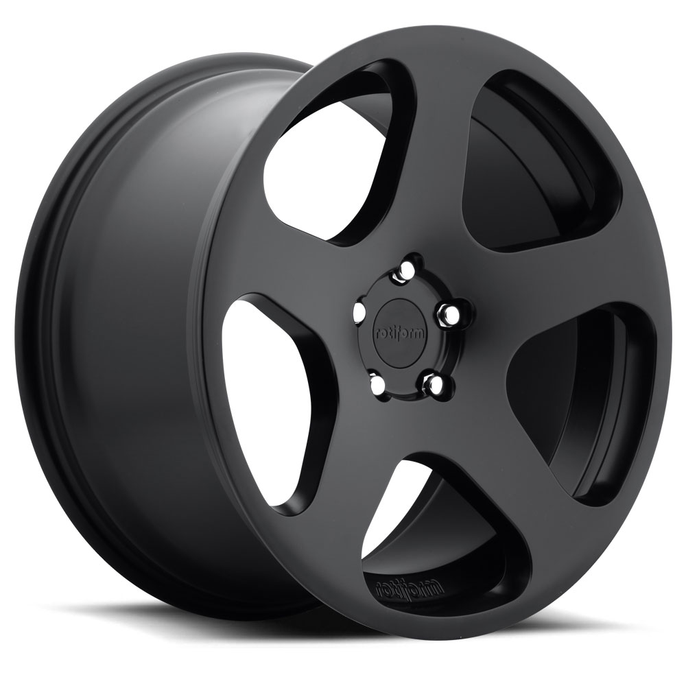 Rotiform Wheels R117 NUE BD -Black Matte