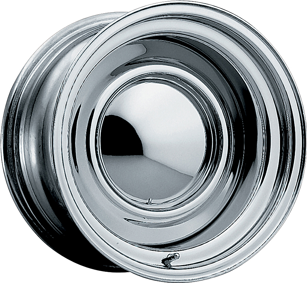 Pacer Wheels Chr Smoothie Chrome Plated