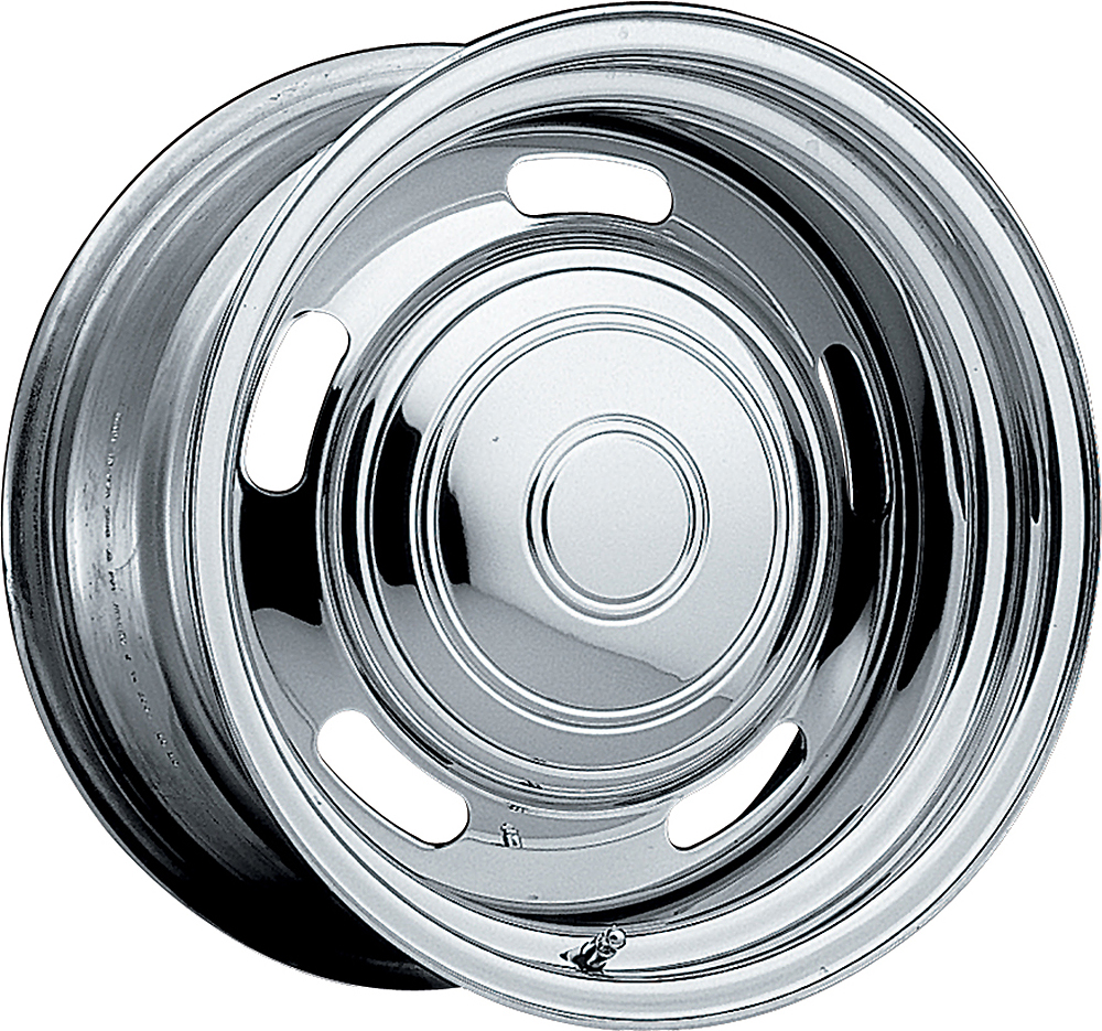 Pacer Wheels Chrm Rallye Chrome Plated