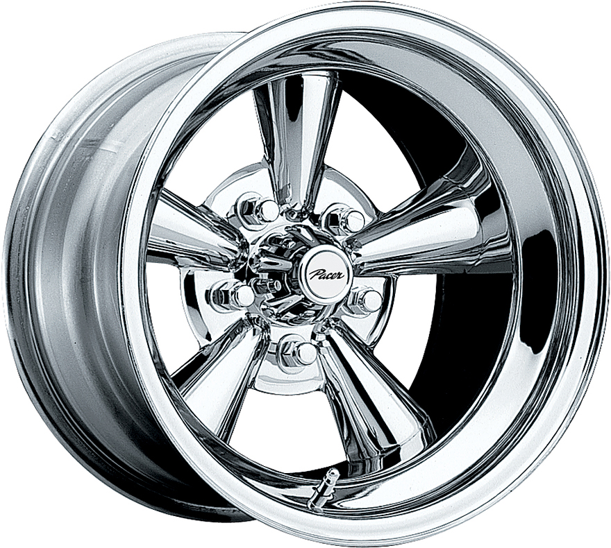Pacer Wheels Supreme Chrome Plated