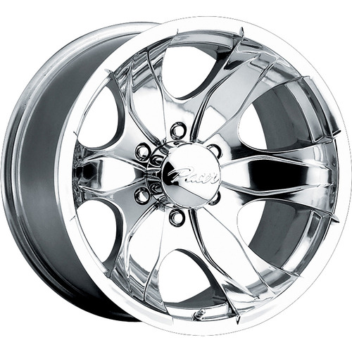 Pacer Wheels Warrior Polished