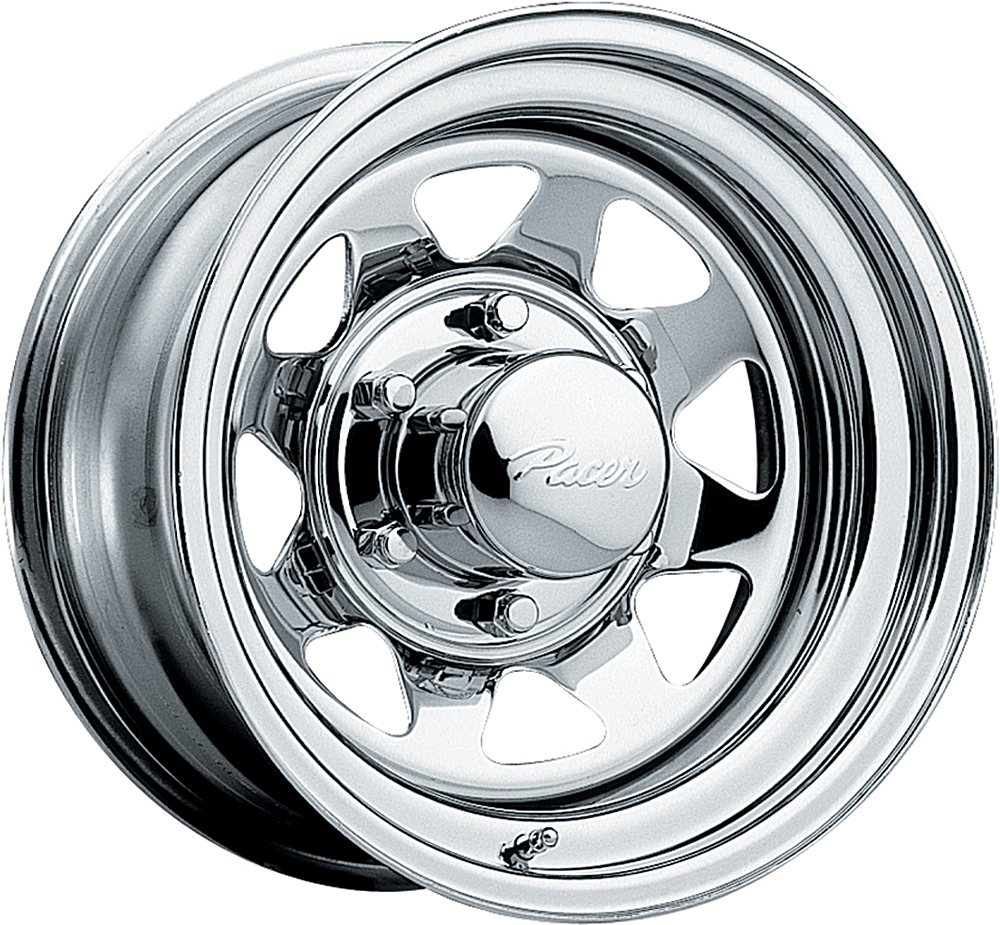 Pacer Wheels Chrome Spoke Chrome Plated