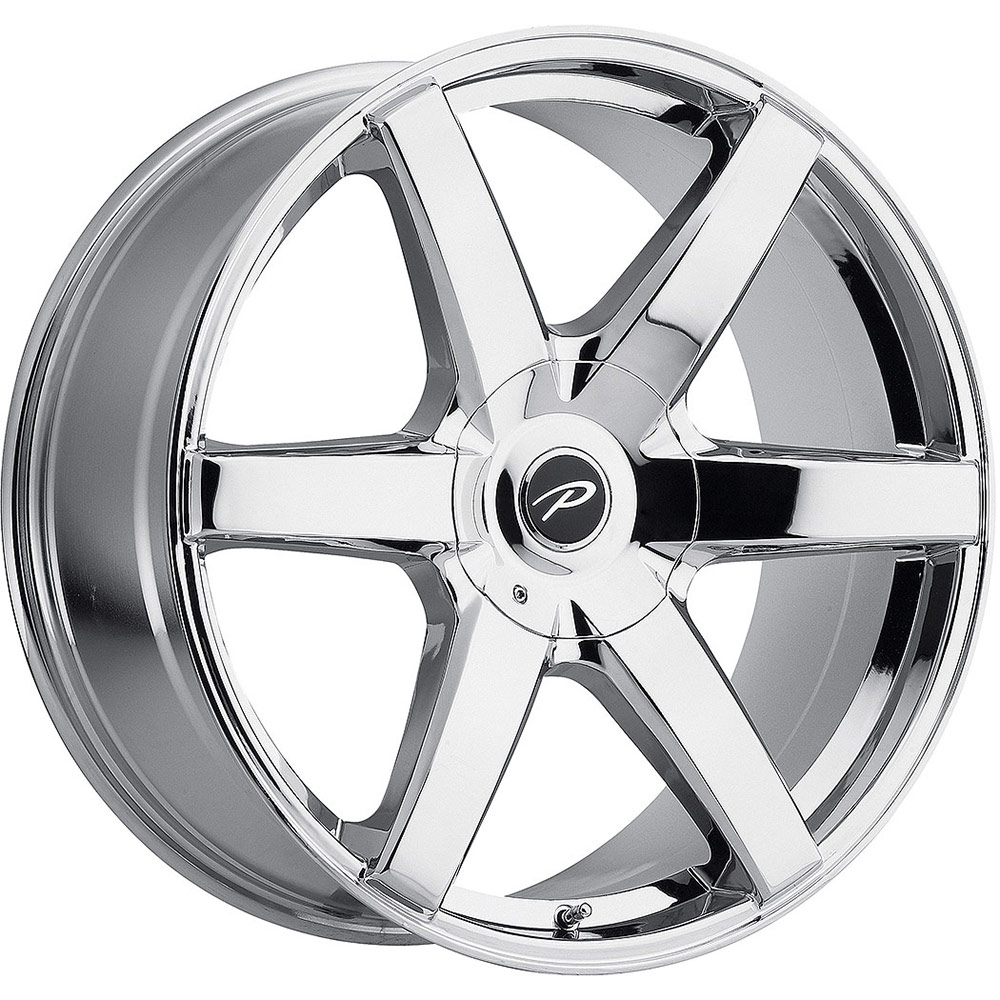Pacer Wheels Ovation Bright Pvd