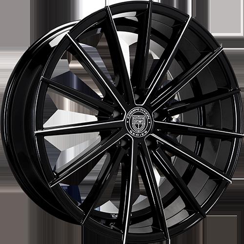 Lexani Wheels PEGASUS Machined Groove