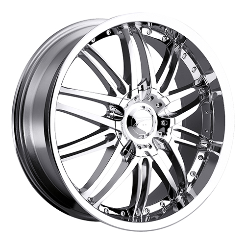 Platinum Wheels 200 Apex Chrome Plated