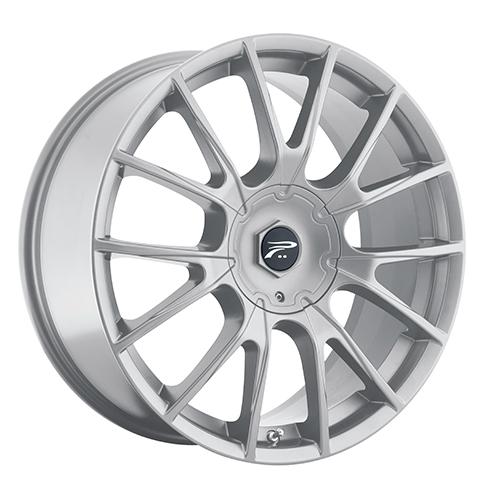 Platinum Wheels 401 Marathon Silver