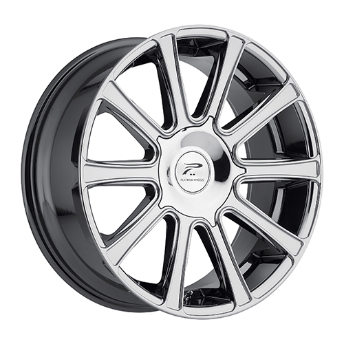 Platinum Wheels 410 Divine PVD