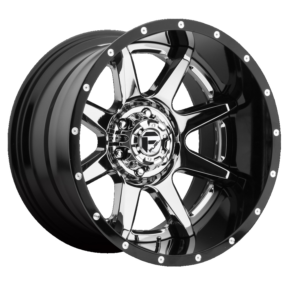 Fuel Offroad Wheels Rampage Chrome