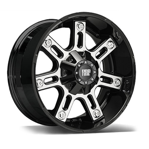 RBP Offroad Wheels 97R Black/Machined