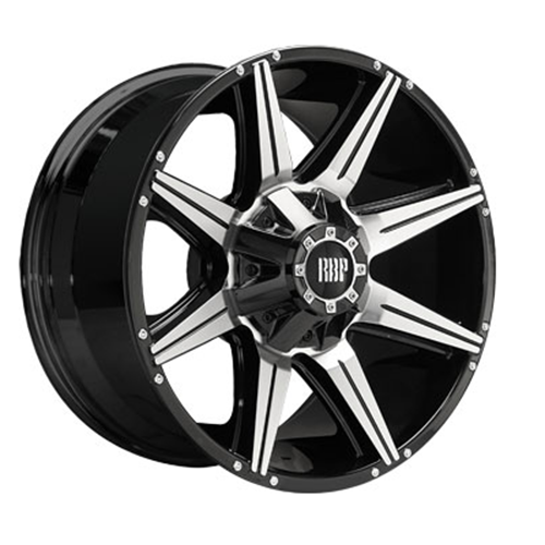 RBP Offroad Wheels 98R Black/Machined