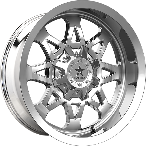 RBP Offroad Wheels Assault Chrome