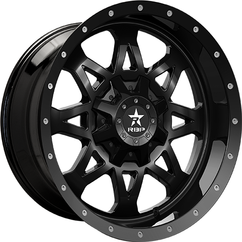 RBP Offroad Wheels Assault Gloss Black