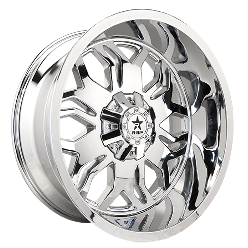 RBP Offroad Wheels Blade Chrome