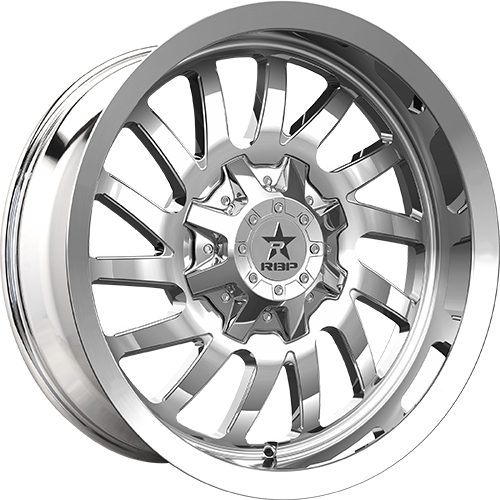 RBP Offroad Wheels Uzi Chrome