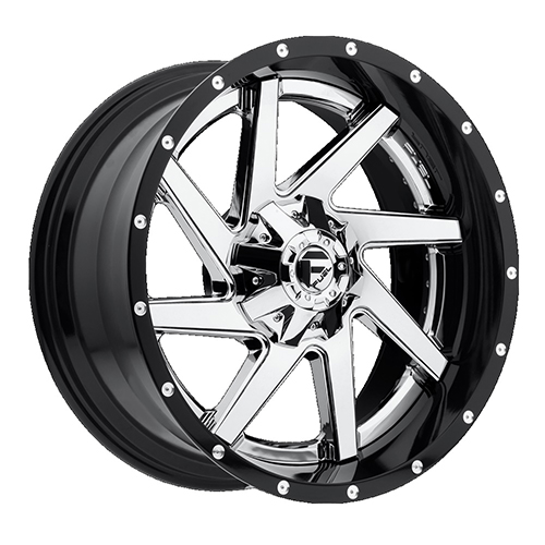 Fuel Offroad Wheels Renegade Chrome