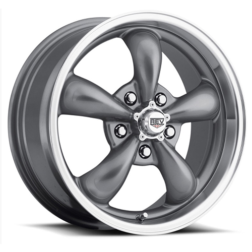 Rev Wheels 100 Anthracite