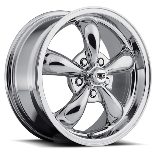 Rev Wheels 100 Chrome