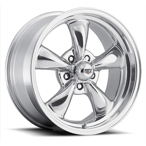 Rev Wheels 100 Polished