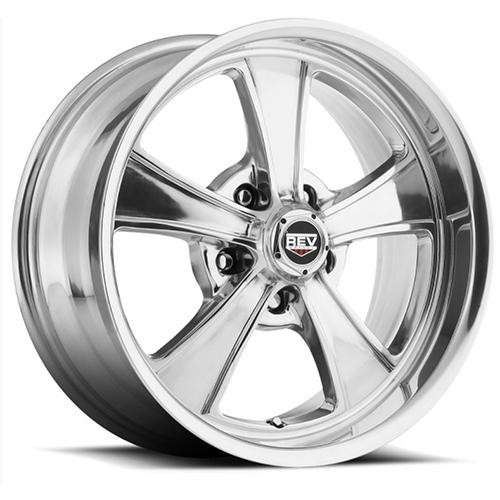 Rev Wheels 106 Polished