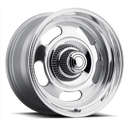 Rev Wheels 107 Polished