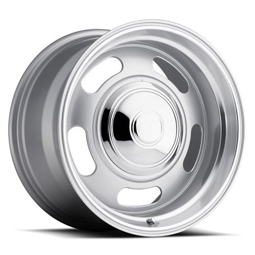 Rev Wheels 107 Silver