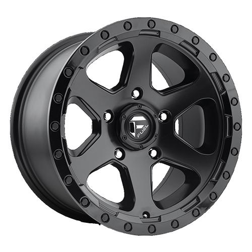 Fuel Offroad Wheels Ripper - Aus Matte Black