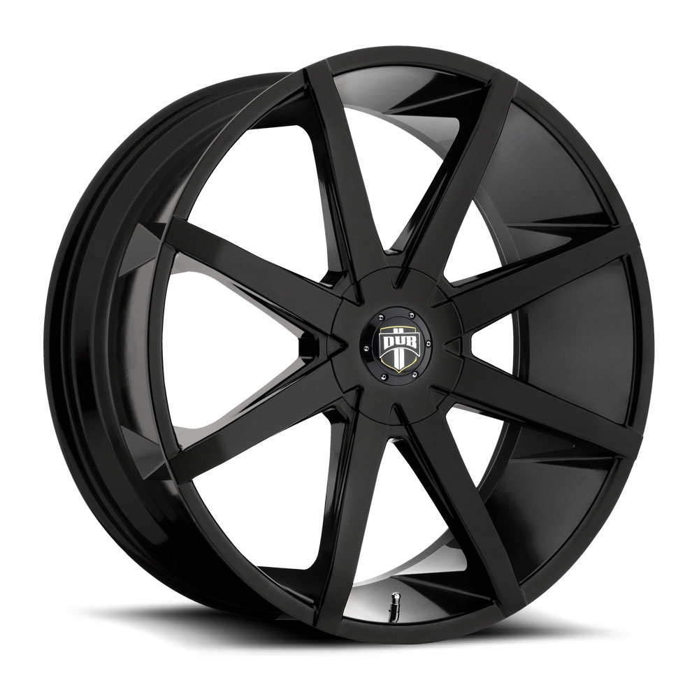 Dub Wheels S110 PUSH Black