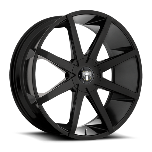 Dub Wheels S110 PUSH Gloss Black