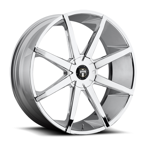 Dub Wheels S111 PUSH Chrome