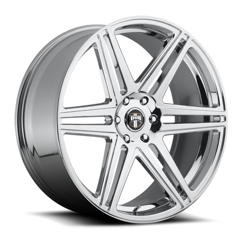 Dub Wheels S122 SKILLZ Chrome