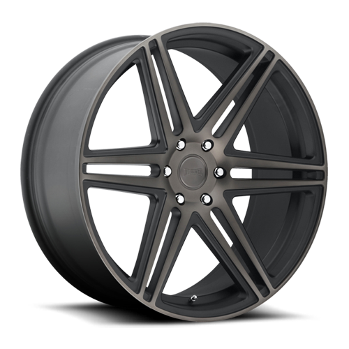 Dub Wheels S123 SKILLZ Black/Machined