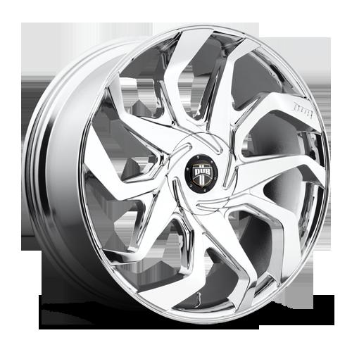 Dub Wheels S124 Sleeper Chrome