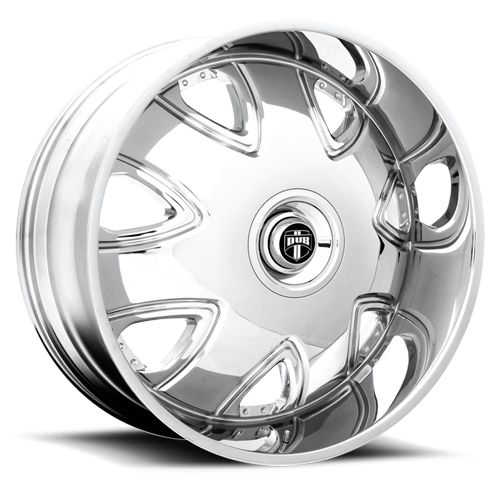 Dub Wheels S136 BANDITO Chrome