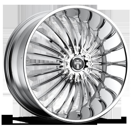 Dub Wheels S140 SUAVE Chrome