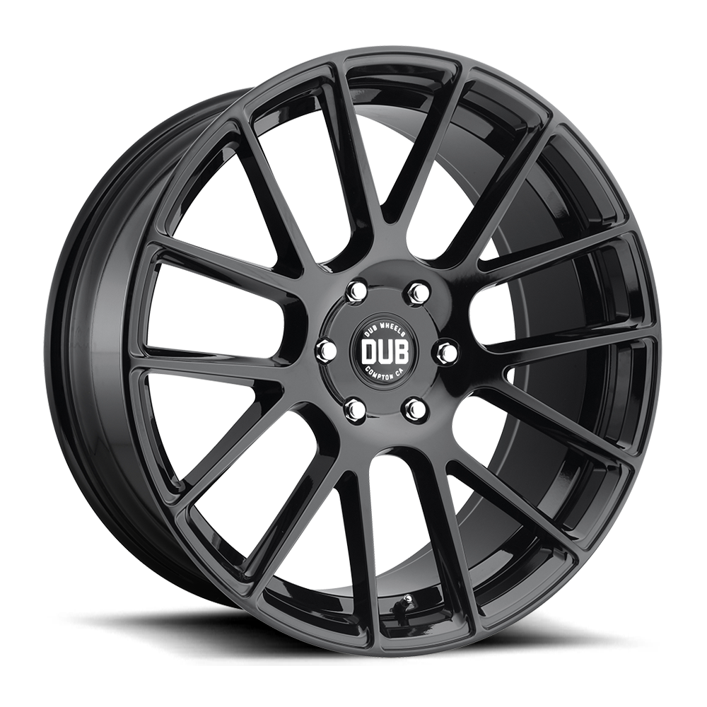 Dub Wheels S205 LUXE Black