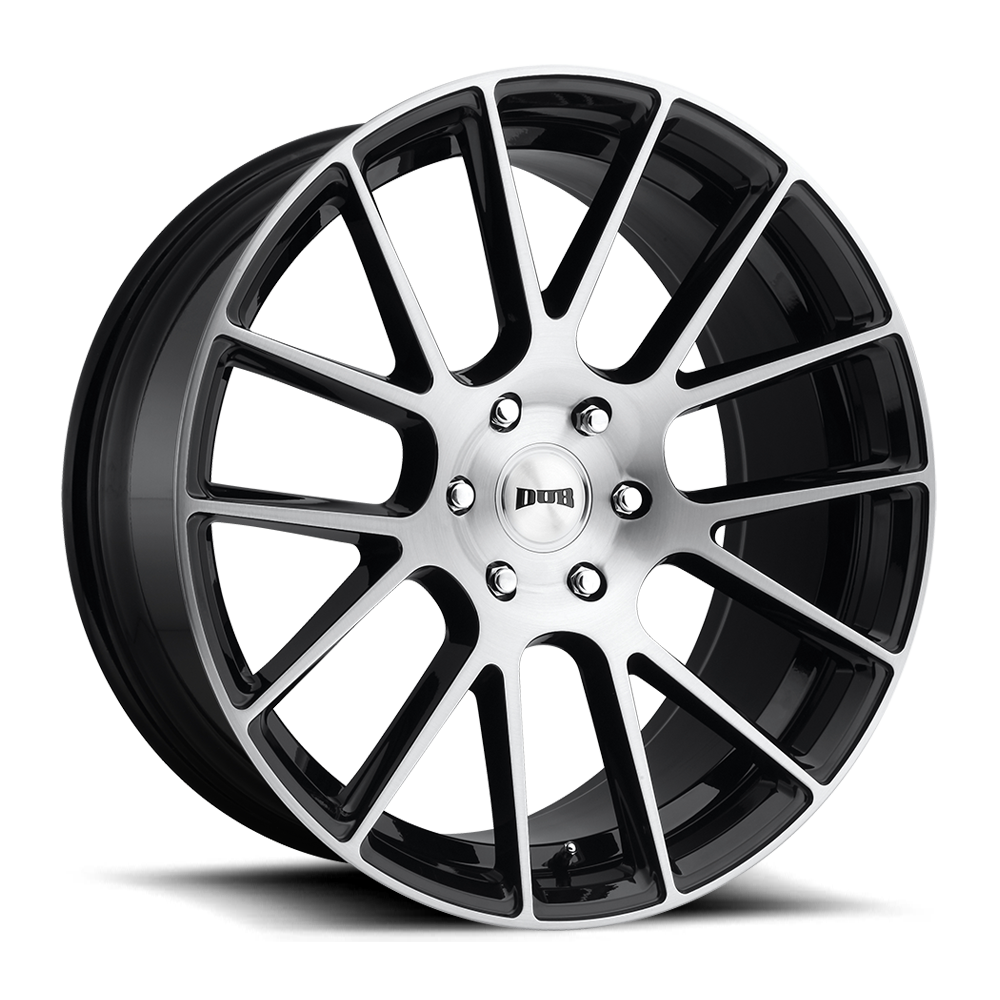 Dub Wheels S206 LUXE Black