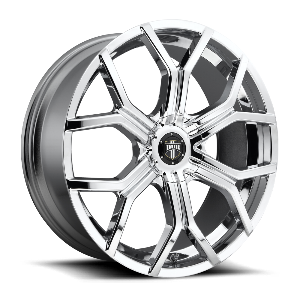 Dub Wheels S207 Royalty Chrome