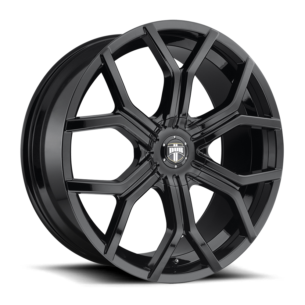 Dub Wheels S208 Royalty Black