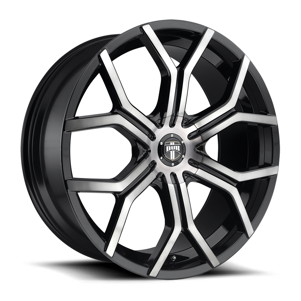 Dub Wheels S209 Royalty Black